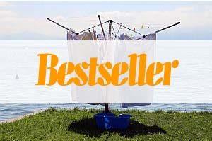 Artikelgrafik: Wäschespinne Bestseller