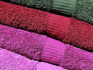 Artikelgrafik: Handtücher elektrisch trocknen